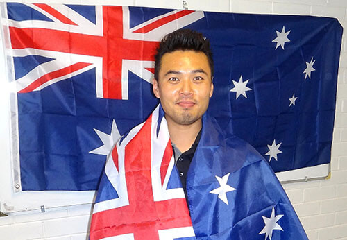Australian citizens