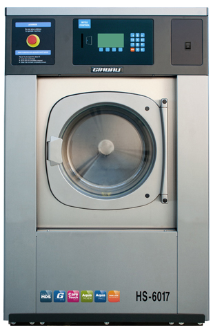 Girbau High Spin Soft Mount Washer Extractor 17kg