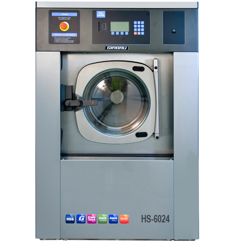 Girbau High Spin Soft Mount Washer Extractor 23kg