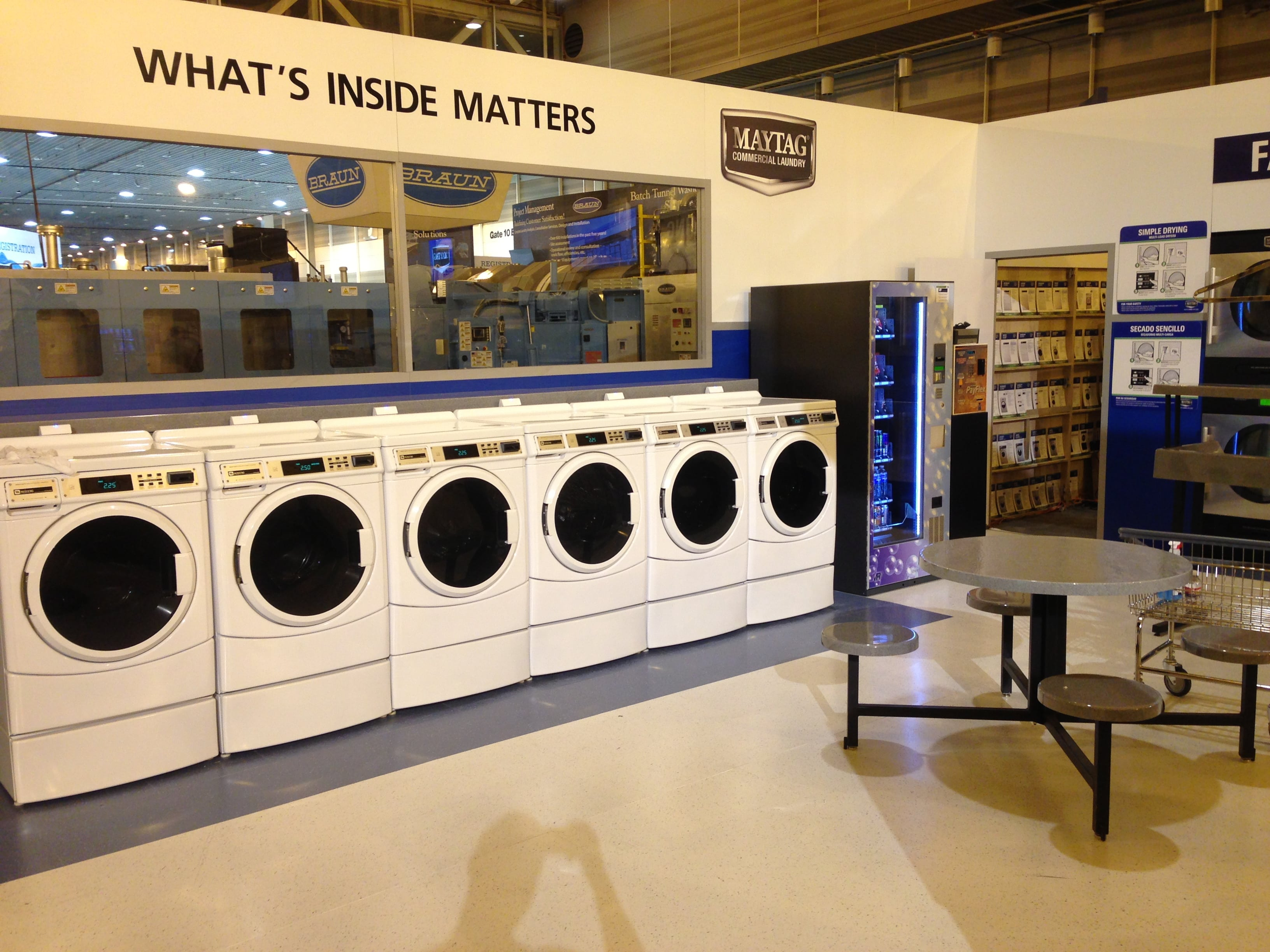 Commercial and Industrial Washers: What to Ask Before You ...